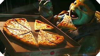 Teenage Mutant Ninja Turtles 2 - PIZZA + MEGAN FOX! - TV Spot by Fresh Movie Trailers