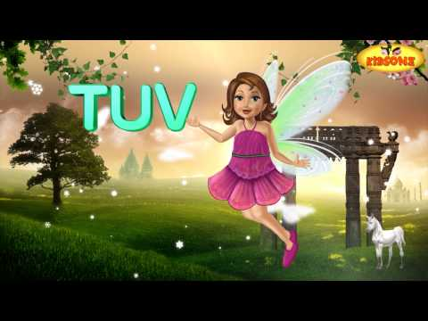 ABC Song For Children   Phonics Song For Kids   KidsOne