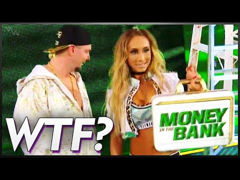 WTF Aconteceu Nesse PPV?! (MONEY IN THE BANK 2017)