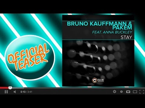Bruno Kauffmann & Pakem feat Anna Buckley - Stay