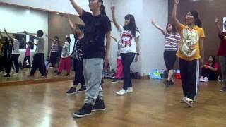 Practice Dance _ Bersorak-sorai