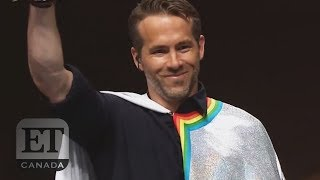 Video Ryan Reynolds Sings While Dressed As A Unicorn MP3, 3GP, MP4, WEBM, AVI, FLV Mei 2018