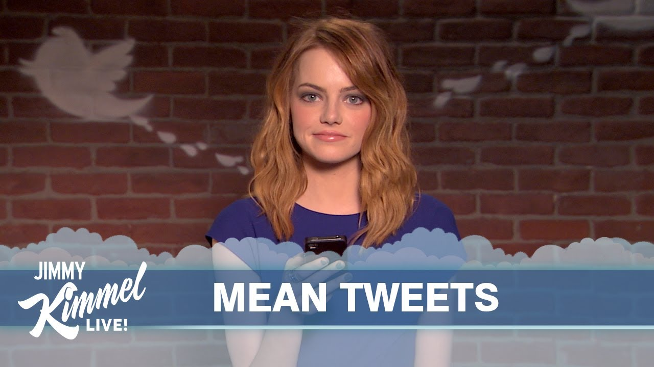 Celebrities Read Mean Tweets, Round 7