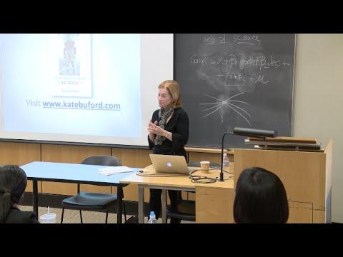 Kate Buford: Jim Thorpe & writing lecture