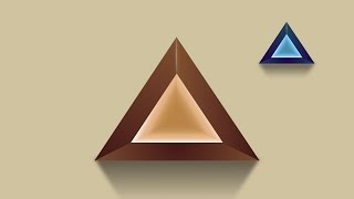 Beginners Tutorial for 3D Logo Design - Kaukab Yaseen shows you how to add depth to an object in Adobe Illustrator CC To get more professional logo design tutorials click on below link:https://www.youtube.com/playlist?list=PLJ8KMkXR105auBC7ie7yGzYdR3u8L665FSubscribe my channel for latest updates at:http://www.youtube.com/c/KaukabYaseen?sub_confirmation=1Kdigits creates High Quality Professional Photoshop and Illustrator Tutorials. This video is all about 3d logo design. 0:00 An intro and showcase for this simple and easy 3D logo design.0:22  Get started with live rectangle shape and learn how to turn into perfect triangle.02:31 How to use Shape Builder Tool.04:30 Learn very easy techniques to add depth to a flat object.07:12 This is the time to add vibrant gradient in our shape to add more depth andgive a 3D look.09:58 Most easiest way to add long shadow to an object, using black n white gradient and blend mode.13:25 Finally we have done it!!More from Kaukab Yaseen:Facebook: https://www.facebook.com/kdigitsGoogle+: https://plus.google.com/+KaukabYaseenLinkedIn: https://pk.linkedin.com/in/kaukabyaseenTwitter: https://twitter.com/KaukabYaseenInstagram: https://www.instagram.com/kaukab.yaseen/      Pinterest: https://www.pinterest.com/kaukabyaseenEmail: kdigits@outlook.com