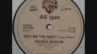 Video George Benson - Give Me The Night MP3, 3GP, MP4, WEBM, AVI, FLV Mei 2019
