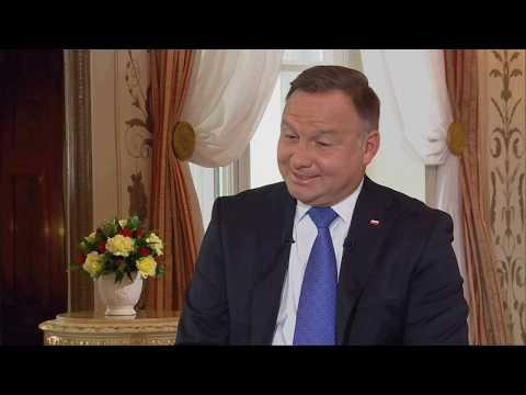 – Alkohol nie jest w Polsce czymś nienormalnym. Nie jestem abstynentem – prezydent