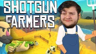 Hey guys, welcome back to SkyVsGaming in Pistol, Peashooter, or Peace!!! with SkyDoesMinecraft, RedVacktor, AlaskAngeles, and PrestonDanger. In this fun new video, we will be playing some shotgun farmer! A game where you run around a farm with your friends and try to shoot each other with corn and carrot guns. Nothing quite like a shotgun fight on the farm. Don't miss out on a single hilarious moment with Sky Does Minecraft. If you enjoyed watching slap that like button and comment down below your favorite moment from this video. Also, don't forget to subscribe and click the notification bell so you never miss another hilarious gameplay/ commentary video again. Thank you for watching Pistol, Peashooter, or Peace!!! see you next time!Merch - http://www.teespring.com/stores/skyarmyFriends:Red - http://www.youtube.com/redvacktorPreston - http://www.twitter.com/prestondanger_Evan - http://www.twitter.com/alaskangeles
