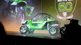 11. New Arctic Cat SIDE by SIDE 3