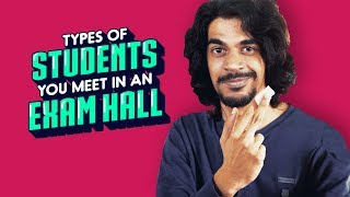 Video ScoopWhoop: Types Of Students You Meet In An Exam Hall MP3, 3GP, MP4, WEBM, AVI, FLV Agustus 2018