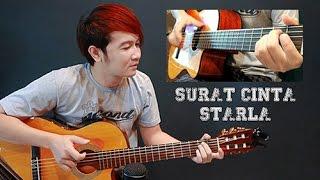 New Arr (Virgoun) Surat Cinta Untuk Starla - Nathan Fingerstyle | Guitar Cover Video
