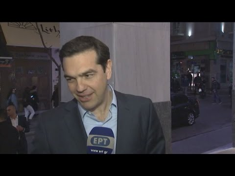 """Α.Τσίπρας: """"Δε νομίζω ότι θα γίνει έκτακτη ευρωπαϊκή σύνοδος"""""""