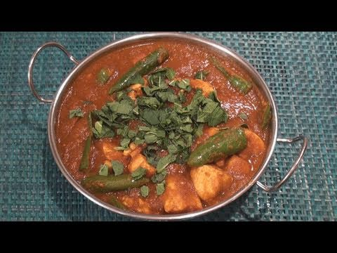 curry - Many restaurants will start their curries with a base masala like this which they make in large quantities. In this video I prepare and use a base gravy to m...