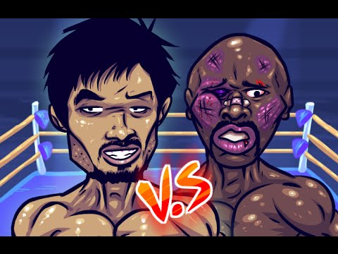 Mayweather vs. Pacquiao...Chỉ ai xem mới hiểu :v