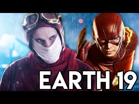 Accelerated Man Helps The Flash - The Flash Season 4 Episode 15 FLASHTIME Theory