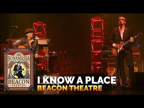 I Know a Place (Live)