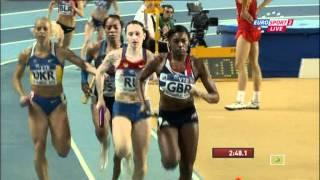 Video World Indoor Championships 4x400 Metres Relay Women - Final MP3, 3GP, MP4, WEBM, AVI, FLV April 2019