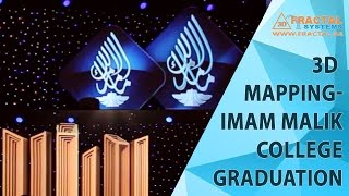 3D Mapping Technology - Imam Malik College
