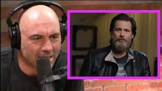 "Video Joe Rogan on Jim Carrey 'He Must've Had Psychedelic Experiences"" MP3, 3GP, MP4, WEBM, AVI, FLV April 2018"