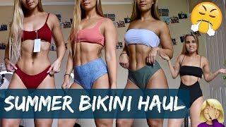 Video CHEAP Summer Bikini Haul: ZAFUL & AERIE HONEST REVIEW MP3, 3GP, MP4, WEBM, AVI, FLV Desember 2018