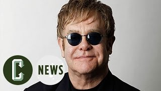 Collider News: 'Kingsman 2' Officially Adds Elton John by Collider