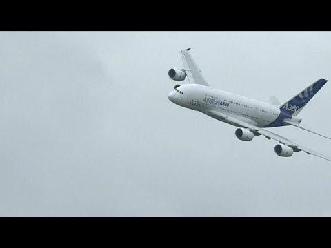 Η Airbus διακόπτει την παραγωγή του A380
