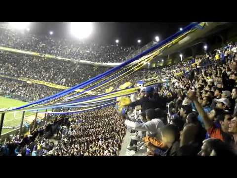 Video - Matar una gallina - La 12 - Boca Juniors - Argentina