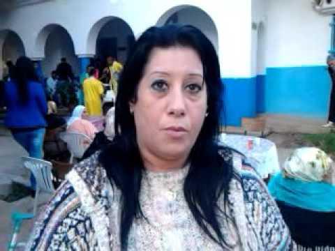 مديرة مدرسة الشعبي للحلاقة بالعرائش تتحدثت عن تفاصيل نشاط خيري نظمته المدرسة بدار المسنين