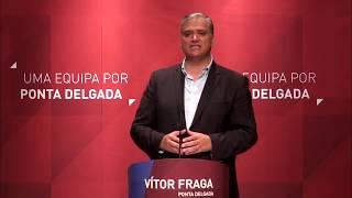 Sessão de apresentação Candidatos PS a Ponta Delgada