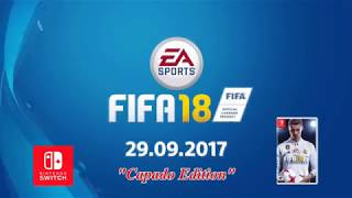 FIFA 18 Official Trailer (Nintendo Switch)