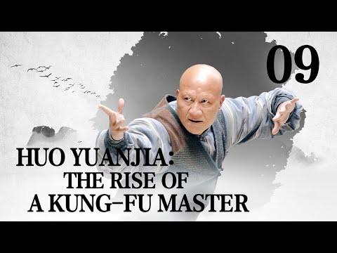 [FULL] Huo Yuanjia: the Rise of a Kung-fu Master EP.09 | China Drama