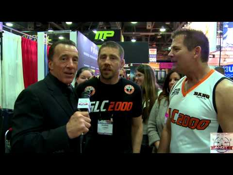 ANGT TV Arnold's Sports Festival GLC 2000 Founder Shawn Madere and Duane Ludwig