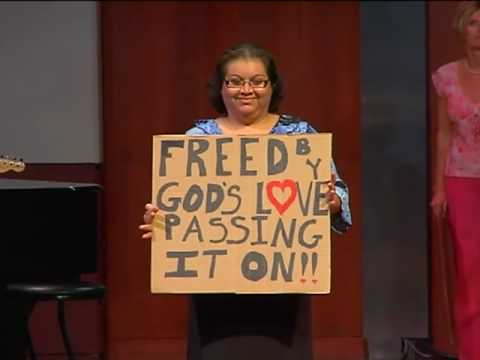 Cardboard Testimonies – Christ's Church