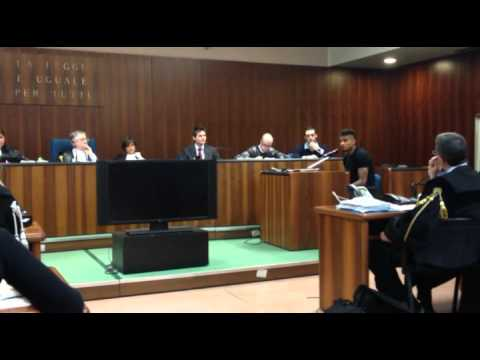 Boateng in tribunale a Busto Arsizio