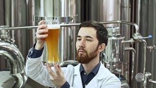 Cerveja Artesanal Parte 2 - Visita Record