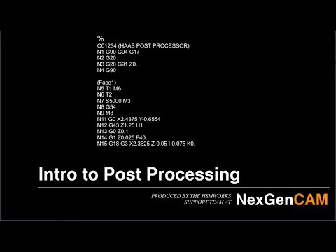 Introduction to Post Processing - Lesson 1