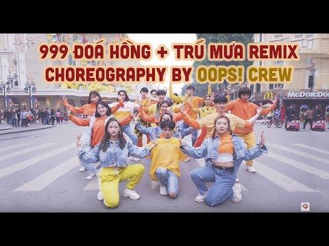 Trú Mưa + 999 Đóa Hồng + Mắt Nai Cha Cha Cha Remix - Nhảy cực bốc trên Phố đi bộ chào xuân 2019 - Thời lượng: 3:40.
