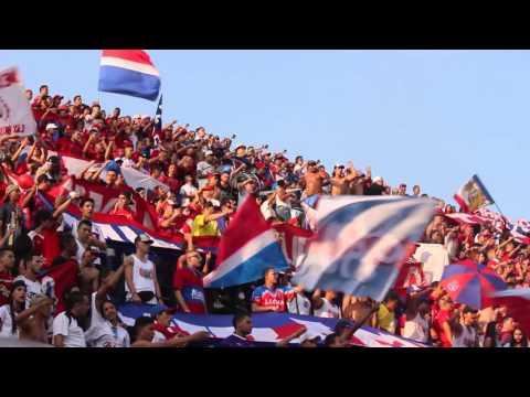 Cada vez te quiero más  / Envigado vs Medellín / Liga I 2016 - Rexixtenxia Norte - Independiente Medellín