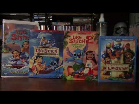 Lilo And Stitch (2002) & Stitch Has A Glitch (2005)