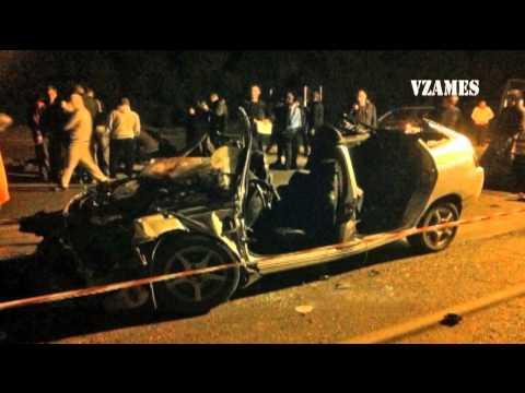 Авария в Ростовской области 5 человек погибли на месте