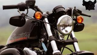 6. 2010 Harley-Davidson 48 First review and onboard with Tor Sagen