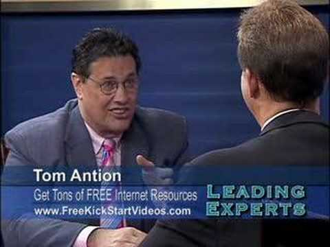 Internet marketing and ecommerce with Tom Antion Part Three
