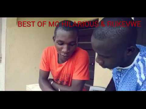 BEST OF MC HILARIOUS, THESPIAN NOZY & RUKEVWE (Mc Hilarious Comedy) (The Real House Of Comedy)