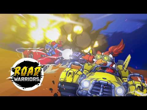 Road Warriors gameplay