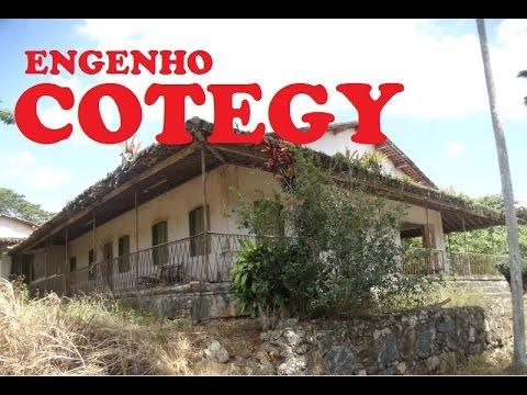 Turismo Rural em Escada PE | ENGENHO COTEGY - PARTE 1