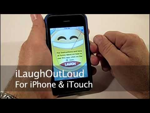 funny iphone apps - Contagious Laughter at the Touch of the Button. ** Why fart when you can laugh?