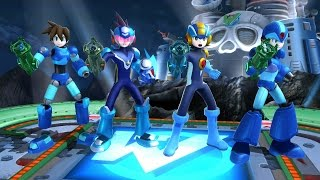 SUPER FIGHTING ROBOTS – Super Smash Bros. Wii U Samus Model Swaps!