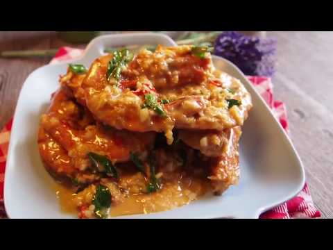 Super Easy Creamy Butter Prawns Recipe 奶皇虾 Singapore Zi Char Recipe 奶油虾 Finger Licking Good!