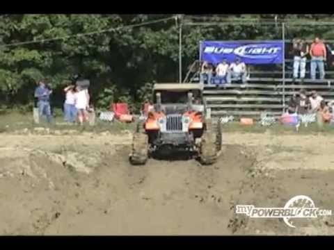 myPowerBlock: Jeep's Mud Jump