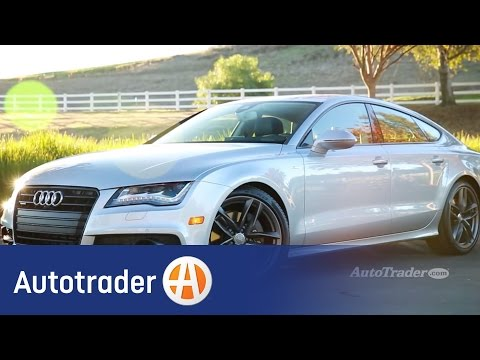 2015 Audi A7 | 5 Reasons to Buy | AutoTrader